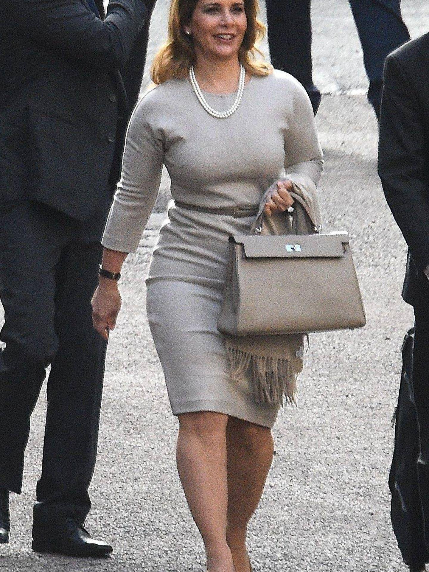 Haya, en el Alto Tribunal de Londres. (Cordon Press)