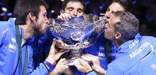 Post de Delbonis y Del Potro remontan a Croacia y dan a Argentina la Copa Davis