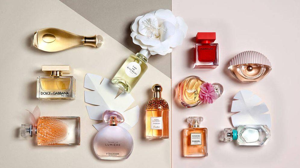 Foto: Lo mejor de cada casa (de perfumes). (Foto: Olga Moreno)