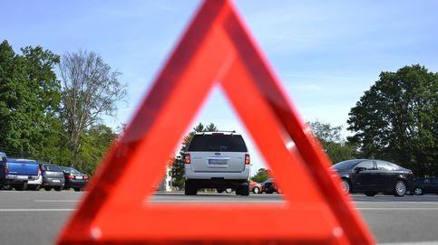 La DGT sustituirá los triángulos de emergencia por luces sobre el techo