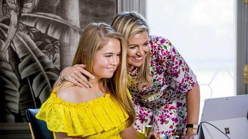 Esta es la marca de bolsos que Máxima de Holanda comparte con su hija Amalia
