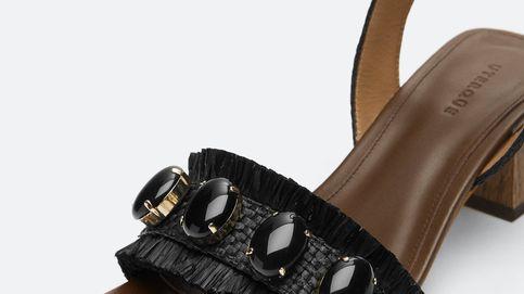 Uterqüe tiene las sandalias de rafia perfectas para chicas elegantes