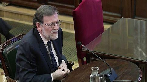 Mariano Rajoy, en el juicio del 'procés': El 9-N no se aplicó el 155 porque no había DUI