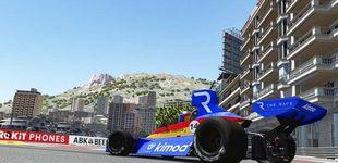 Post de Fernando Alonso no tiene rival y así se llevó el Gran Premio de Mónaco virtual