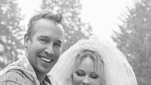 La boda secreta de Pamela Anderson con su guardaespaldas
