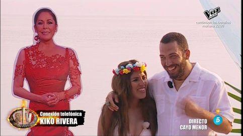 La llamada de Kiko Rivera a 'SV 2018' tras la boda de Chabelita y Alberto Isla