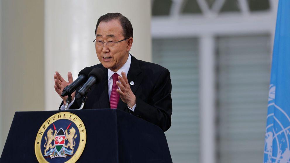 Ban Ki-moon pide una tregua mundial durante los Juegos de Río