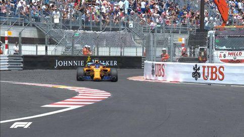 McLaren soluciona la avería de Alonso, que firma el noveno lugar