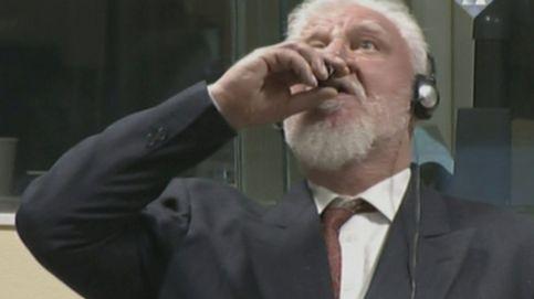 Muere Praljak, el condenado por La Haya que bebió veneno en pleno juicio