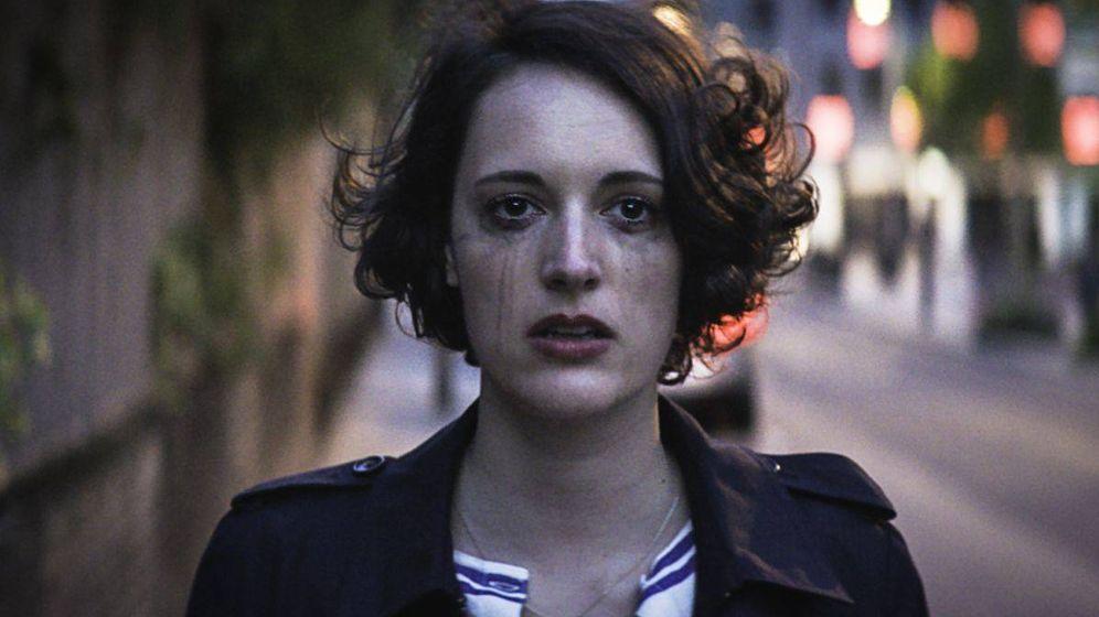 Foto: Phoebe Waller-Bridge, protagonista de 'Fleabag'. (Amazon)