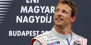 Button gana el GP de Hungría por delante de Vettel y Alonso