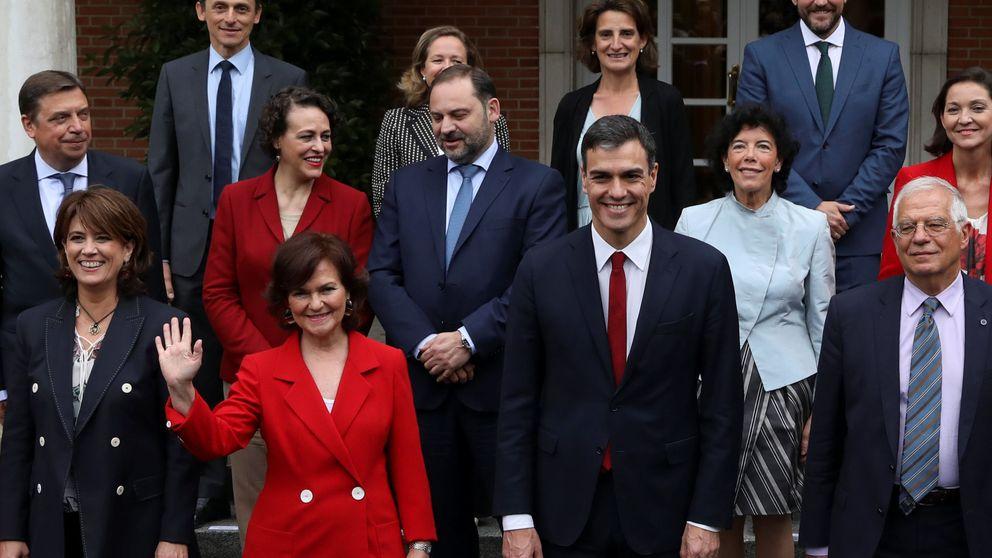 Sánchez ordena que España acoja a los 629 inmigrantes del 'Aquarius'