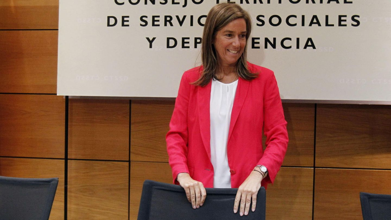 Ana Mato, ministra de Sanidad (Efe)