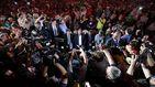 Puigdemont y Junqueras se dan un baño de multitudes: El 1-O votaremos