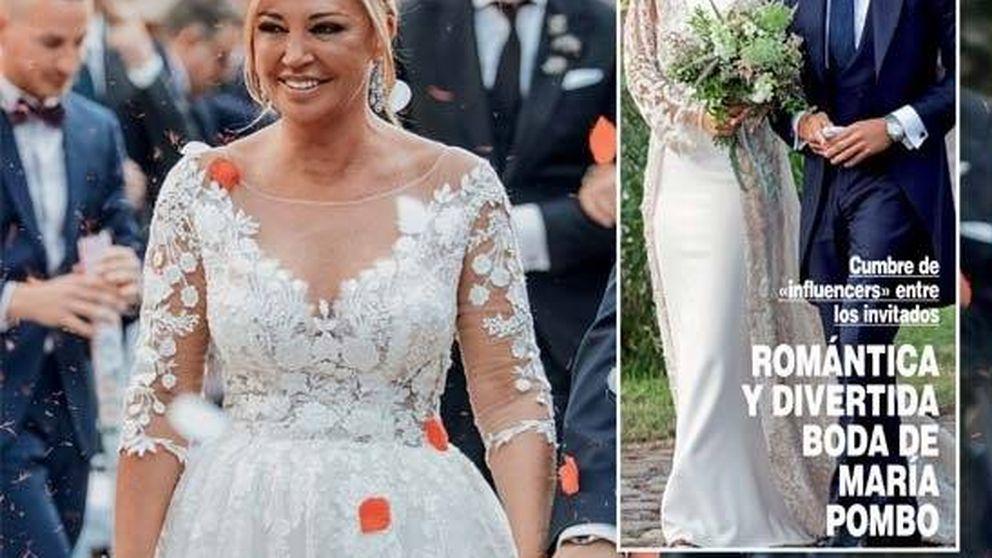 Belén Esteban, los secretos de belleza de su boda: de los ojos ahumados al moño