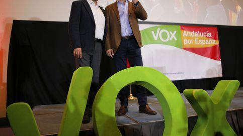 Vox amonestó a Serrano en mayo por los dudosos negocios de su bufete