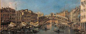 Unas 130 obras arte ilustran la Venecia de siglos XVII y XVIII en La Pedrera