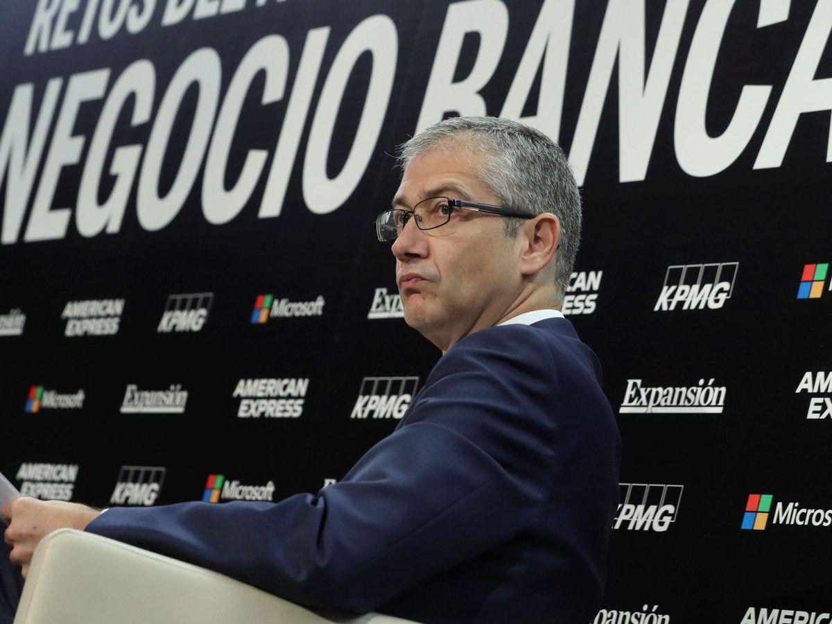 Foto: El gobernador del Banco de España, Pablo Hernández de Cos. (EFE)