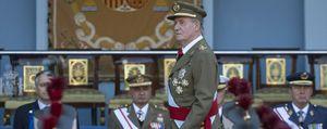 Foto: El círculo 'tormentoso' del Rey Juan Carlos