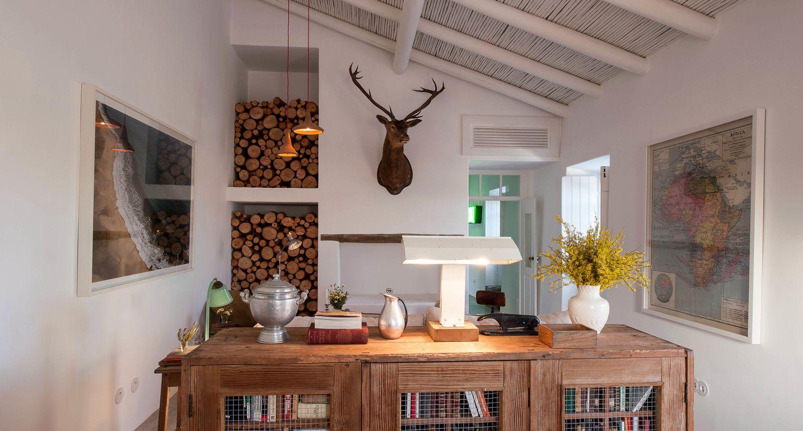 Turismo seis casas rurales con encanto para una escapada - Casas rurales portugal ...