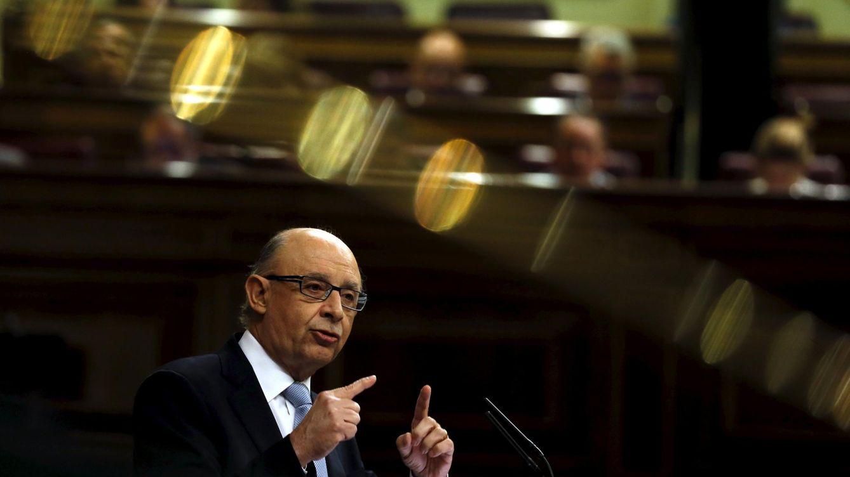 Foto: Cristóbal Montoro. ministro de Hacienda. (Reuters)