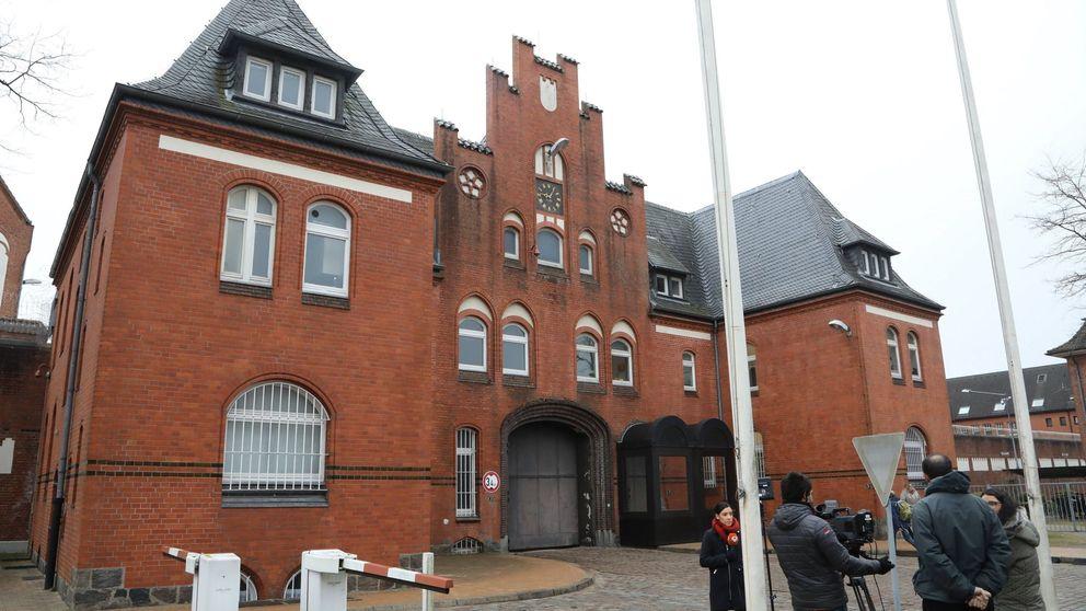 Fiscalía alemana sigue con el análisis de la euroorden con Puigdemont en prisión