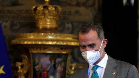 Vídeo en directo | El rey Felipe VI impone las condecoraciones de la Orden del Mérito Civil