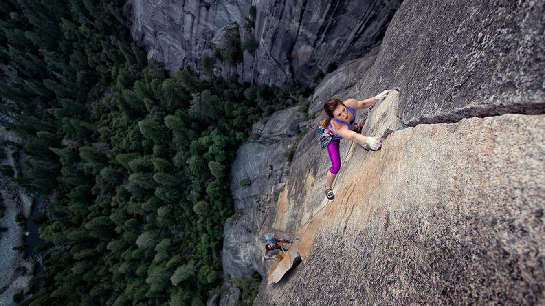 Foto: La escalada te permitirá estar en forma y 'volar' muy alto
