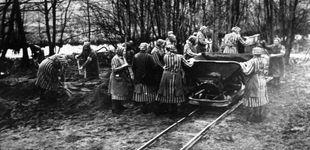 Post de 'Vivir' contra el olvido de la barbarie nazi