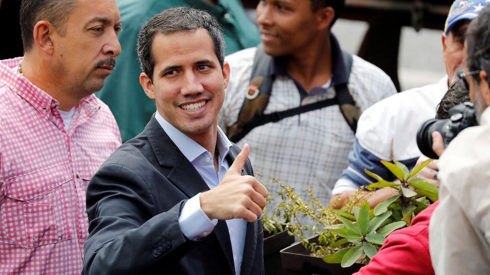 Guaidó pide a los militares de Venezuela que den un paso como el general Carvajal