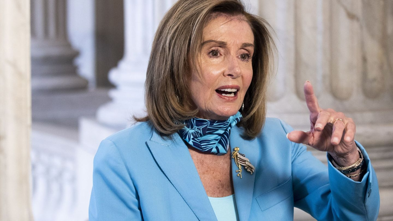 Nancy Pelosi. (EFE)