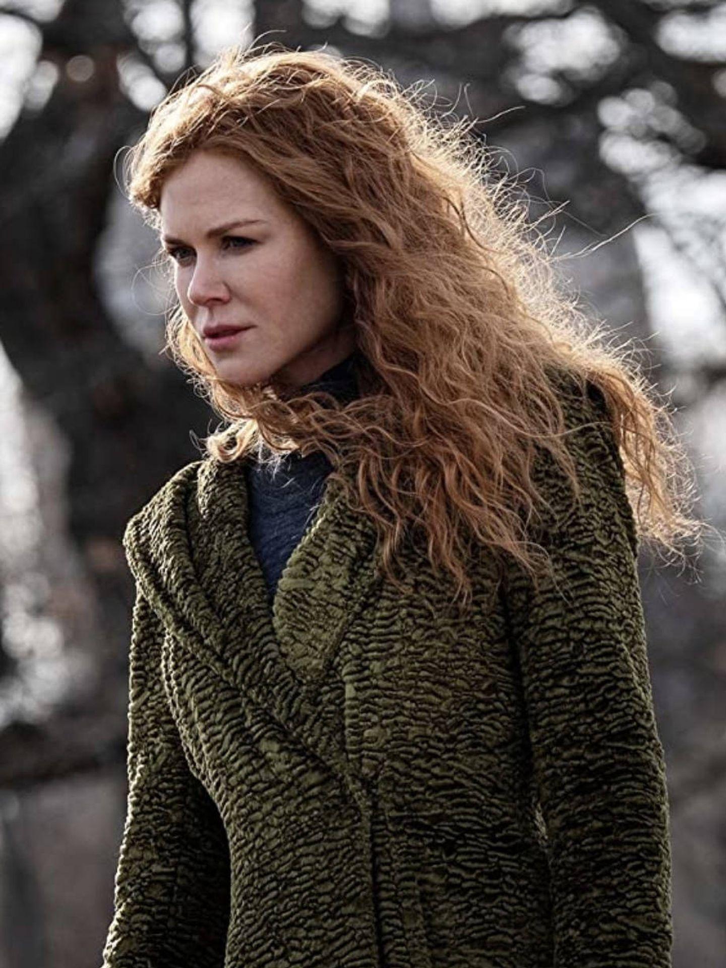 Nicole Kidman, en 'The Undoing'. (HBO)