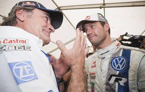 Carlos Sainz y su otra forma de ganar un campeonato del mundo de rally