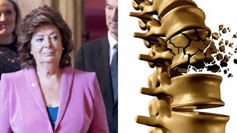 María Vallet está mejor que nunca a sus 72. ¿Curará la osteoporosis antes de jubilarse?