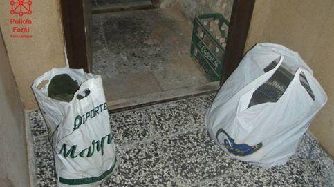 Detenido en Navarra por robar en una vivienda junto a un niño de 9 años