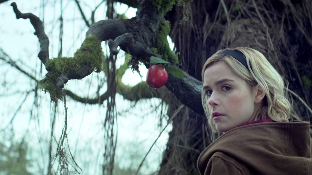 'Las escalofriantes aventuras de Sabrina': Netflix ya tiene serie para celebrar Halloween
