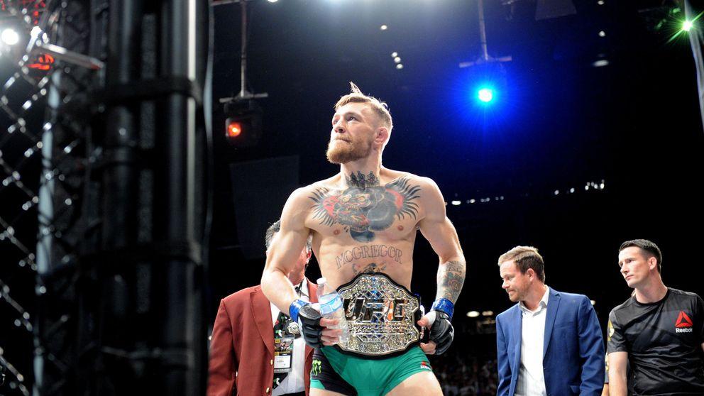 Conor McGregor, el luchador que debería ser un referente empresarial
