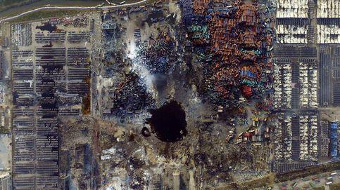 Las autoridades locales de Tianjin desmienten que la lluvia sea tóxica