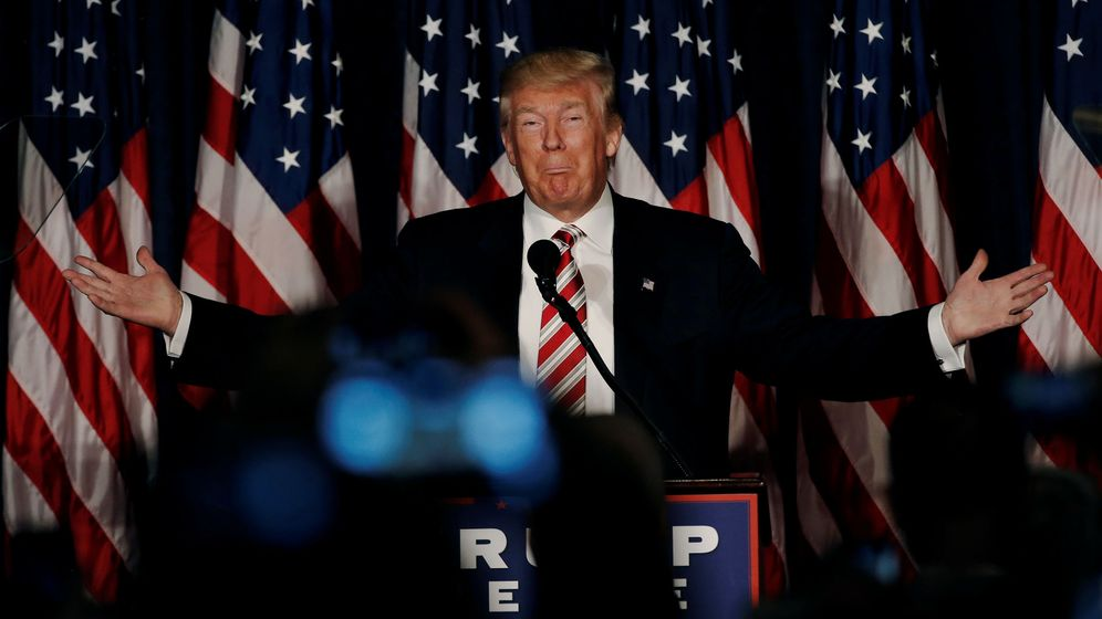 Foto: El futuro presidente de Estados Unidos, Donald Trump. (Reuters)