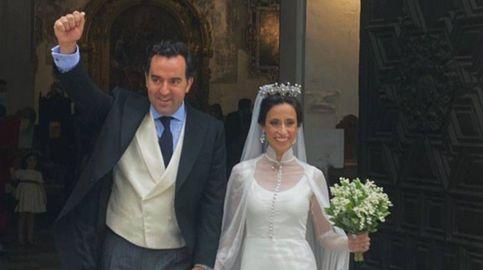 La otra gran boda del fin de semana: la de José Antonio Primo de Rivera y Cris Blázquez