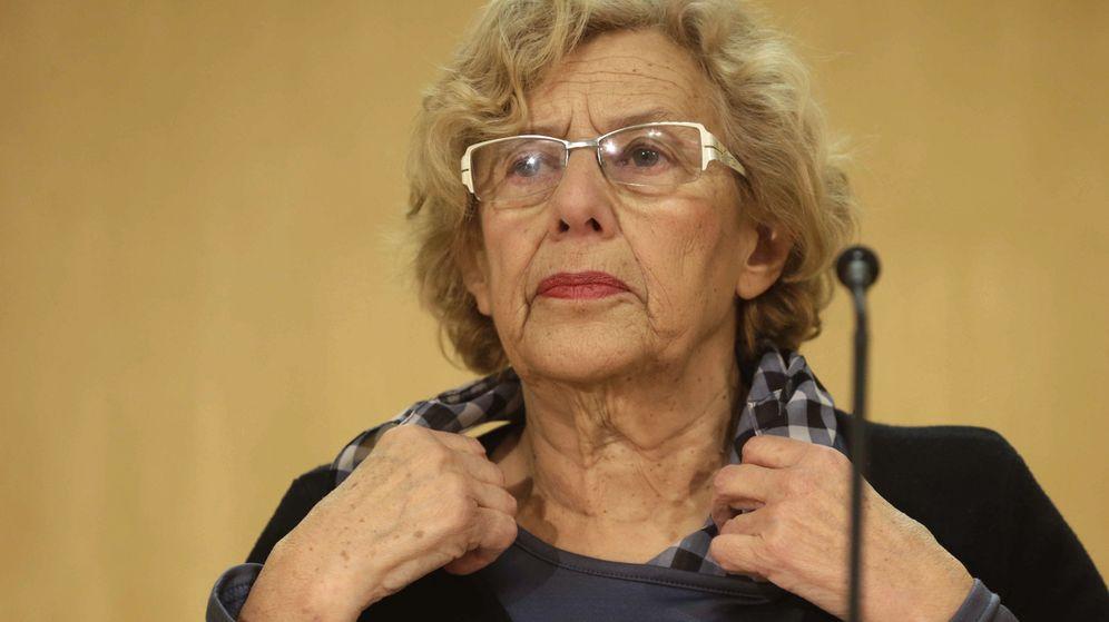Foto: Manuela Carmena, alcaldesa de Madrid. (EFE)