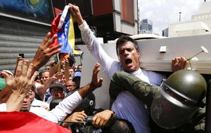 Protestas en Venezuela: ¿El principio del fin del chavismo?