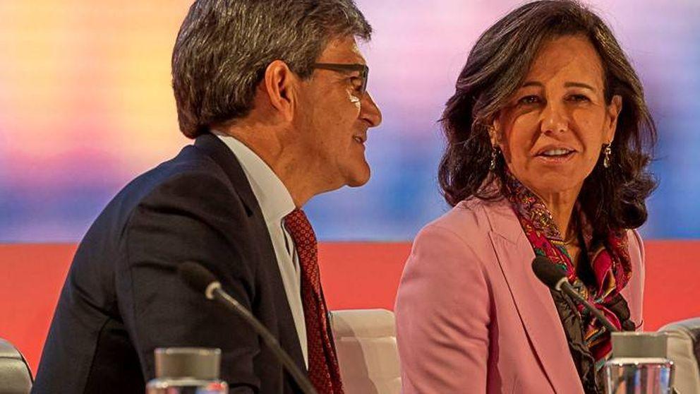Santander planea reducir costes en 1.200 M anuales e invertir 20.000 M en tecnología