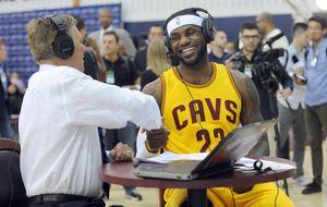 La NBA triplicará sus ingresos por TV y las estrellas se frotan las manos