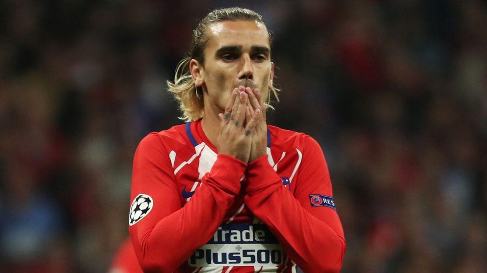 El hartazgo del Atlético de Madrid con Griezmann crece sin freno