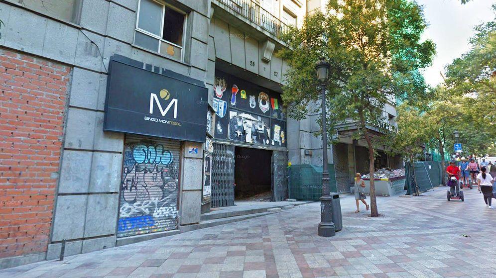 Foto: Calle Montera 29-31. (Google Maps)