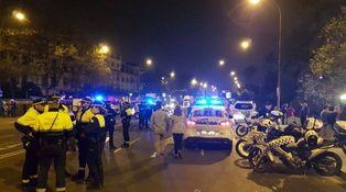 Alerta terrorista en Sevilla