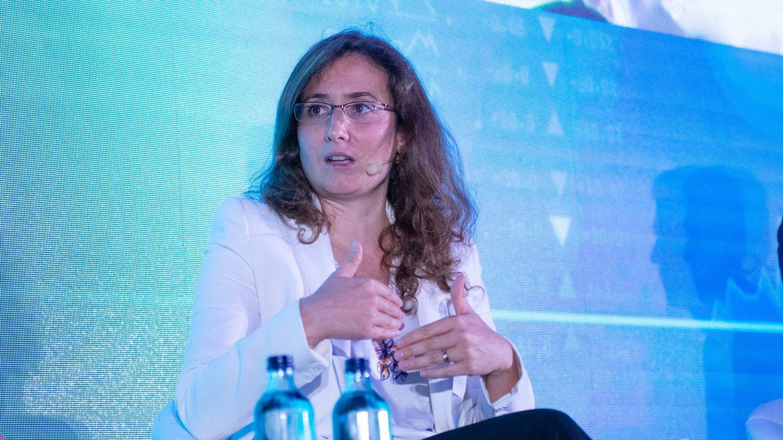 Isabel Del Pozo, directora de Programa para los Fondos NextGen en Airbus España.