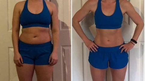 Esta mujer perdió 10 kilos en dos meses: el sencillo plan que siguió