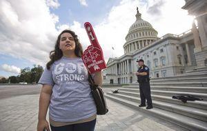 El Senado de EEUU rechaza el plan republicano para evitar la bancarrota